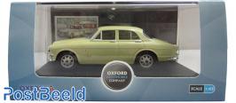 Oxford Volvo Amazone Light Green + Stamp