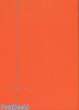 Collectio Stockbook Dutch Orange 16 Pages