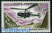 10Fr, Stamp out of set