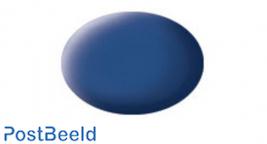 Revell Aqua color 36156 Blauw Mat