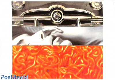 James Rosenquist, I love You with my Ford 1961