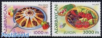 Europa, gastronomy 2v