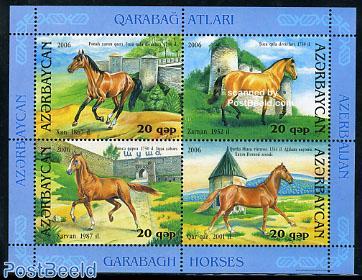Horses 4v m/s