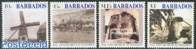 375 years settlement 4v