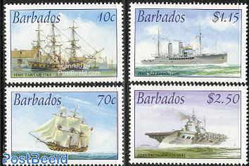 Royal Navy connections 4v