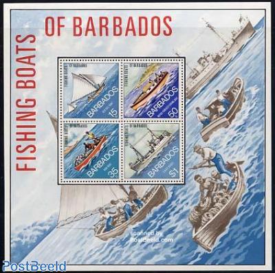 Fishing boats s/s