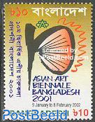 Asian art biennale 1v