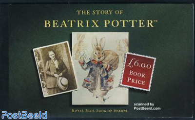 Beatrix Potter prestige booklet