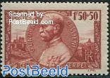 1.50+0.50Fr, Stamp out of set