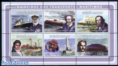 Maritime pioneers 6v m/s