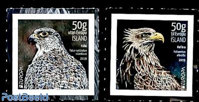 Europa, birds 2v s-a