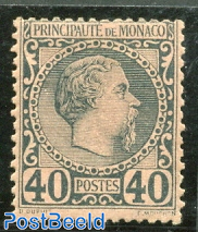 40c, Stamp out of set