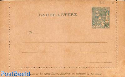 Card Letter 25c