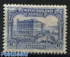 6c, with WM, Stamp out of set