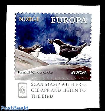 Europa, birds 1v s-a