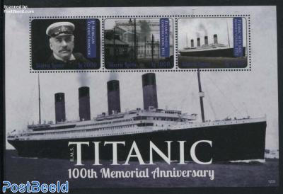 Titanic 3v m/s