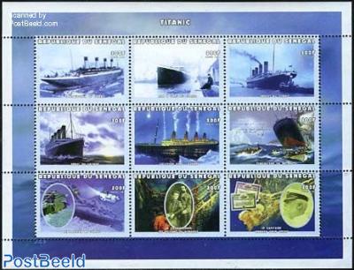 Titanic 9v m/s